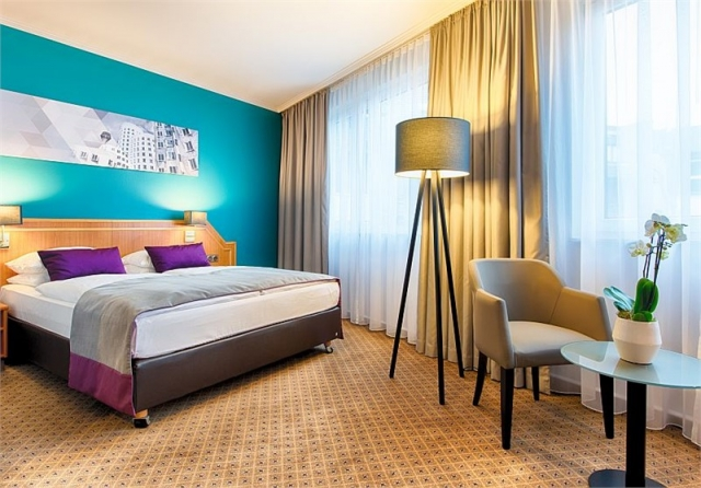 Leonardo Hotel Duesseldorf City Center Zimmer